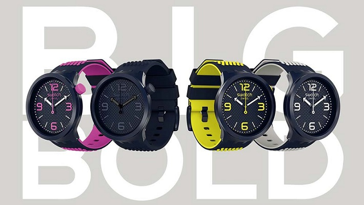 Swatch relojes casuales