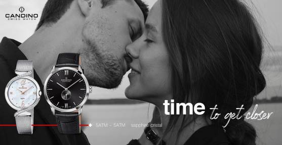 candino relojes mujer y hombre